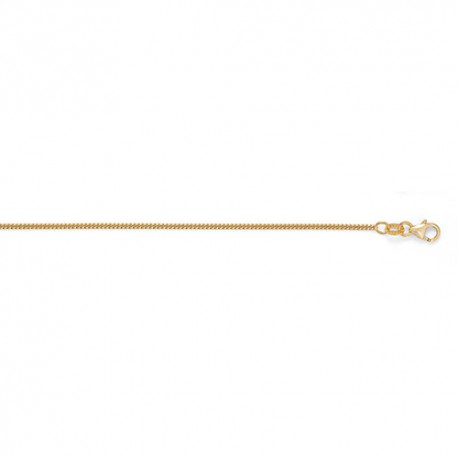 14K Yellow Gold Curb Chain 1.6mm
