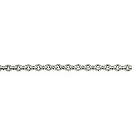 Platinum Cable Chain 2.2mm