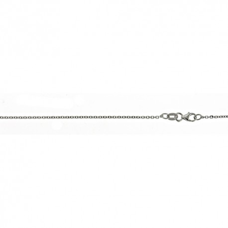 14K White Gold D.C Cable 1.3mm