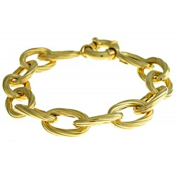 14K Yellow Gold Links Bracelet