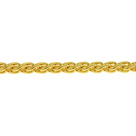 14KT Yellow Wheat 3.3mm